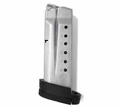 NEW Smith & Wesson M&P Shield 9MM 8 Round Factory Magazine 199360000