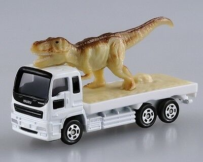 Tomy Tomica #30 DINOSAUR CARRIER Truck Diecast Car NEW