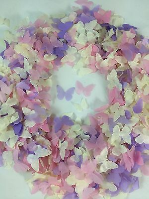 Large Box of Biodegradable Confetti / 25 Handfuls of Vintage Butterflies