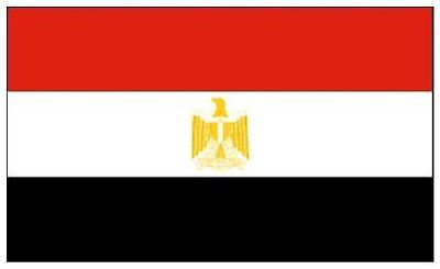 5 x 3 Feet Egypt National Large Fans Supporter Flag Premium Eyelet