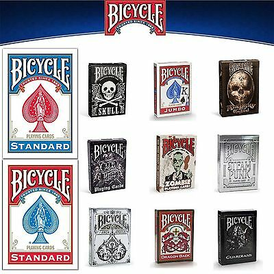 Official Bicycle Playing Cards, Decks of Card Games,