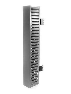 Vertical Cable Management End Mount Channel 2 ft Racksonic 34-207612