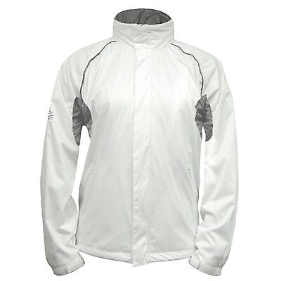 New 100% Polyester Waterproof & Breathable Bowls Bowling Jacket Concealed Hood