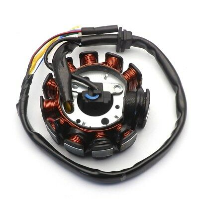 Gas Chinese Scooter Moped Motor Stator Magneto 125cc 150cc Parts 11 Pole Power