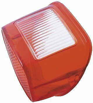 Chris Products Lens; T/Light BT'73-98 Red (Each) to suit Harley