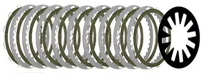 Energy One Clutch Kit; Extra Plate BT'98up (incl diaphragm spring) suits Harley