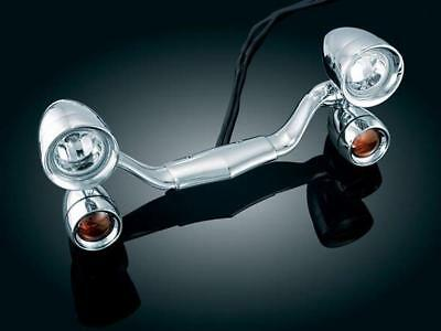 Kuryakyn Driving Light Kit Constellation fits Harley Davidson