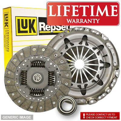 Audi A6 2.5 Tdi Luk Clutch Kit + Bearing 163 07/02-01/05 Sln Bfc Bdg Set