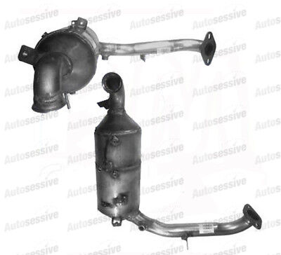Volvo S40 1.6D DPF Particulate Soot Filter Exhaust 110 D4164T 1/2005 -