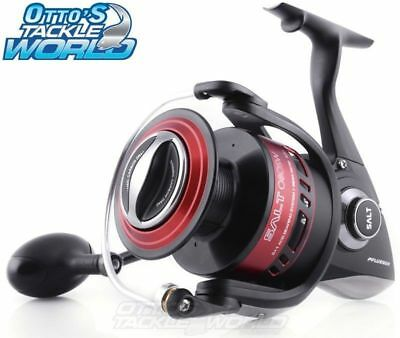 Pflueger Salt 5000 2015  PSF50 Spin Fishing Reel BRAND NEW @ Otto's Tackle World