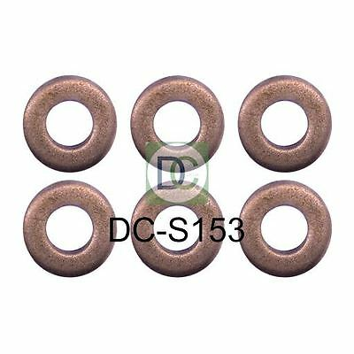 BMW X5 (E53) 184 HP Bosch Common Rail Diesel Injector Washers / Seals Pack of 6