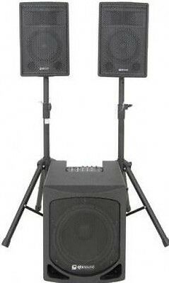 Qtx Sound Ql1208ma 2.1 Active PA System