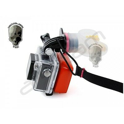 Mouth Mount Tooth Holder Surfing Braces Floaty fits GoPro Hero HD 2 3 3+ 4 5