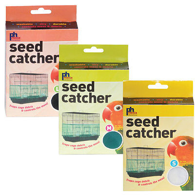 Prevue Pet Products Mesh Seed Catcher Free Shipping