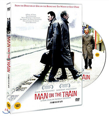 The Man On The Train / Patrice Leconte, Jean Rochefort (2002) - DVD new