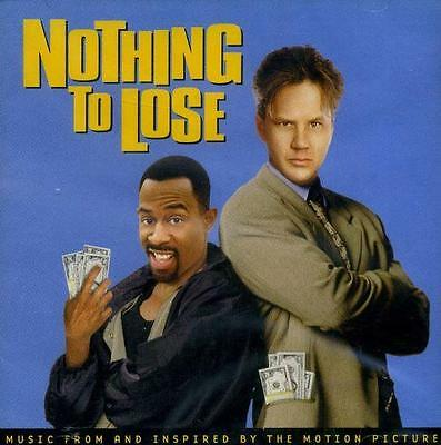 NOTHING TO LOSE (Soundtrack  CD) OOP Master P*Lil Kim*Da Brat*Eightball & MJG