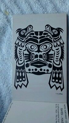 Coast Indian Totem Motifs of the Pacific Northwest