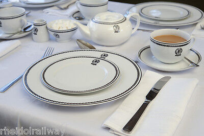 GWR replica Dinner plate Recreations by Centenary lounge
