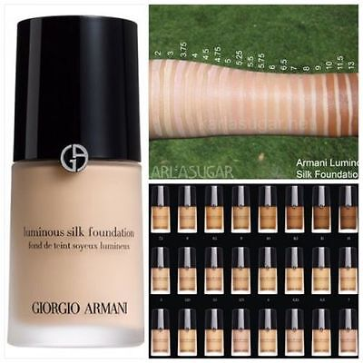 Armani Silk Foundation Shades Off 75 Www Amarkotarim Com Tr