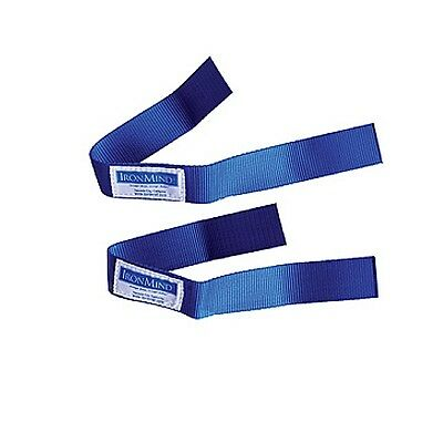 Ironmind Short & Sweet Lifting Straps Weightlifting