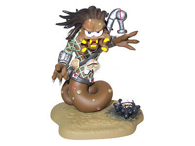The Turds Figurines - PREDATURD predator - Brand NEW in Box and Log Book 1