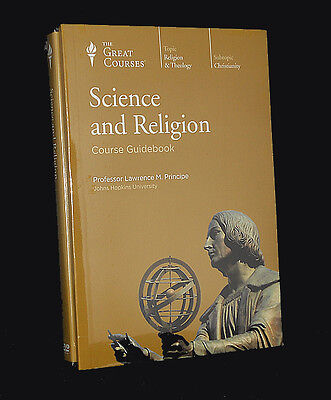 NEW DVDs 12 Lectures Science and Religion Great Courses Teaching Company