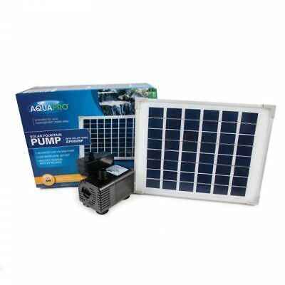 Aquagarden Solarfree 1500C Pump/Panel Kit