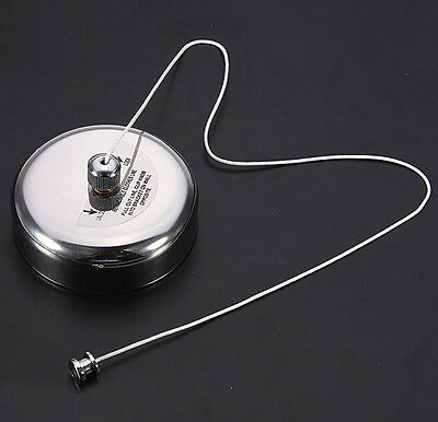 New Stainless Steel Retractable Single Clothes Line Dryer Indoor Outdoor Laundry