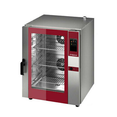 Primax Professional Line Combi Oven Holds 10x1/1 GN Extra Heavy Duty High Power