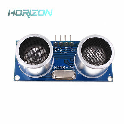2PCS Ultrasonic HC-SR04 Distance Transducer Sensor For Arduino Robot