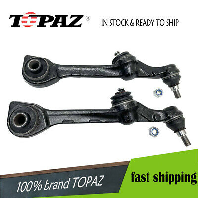 Front Lower Rearward Control Arm Left & Right for Mercedes W221 S350 S450 S500