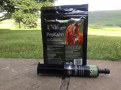 SCIENCE SUPPLEMENTS PROKALM for Horses 192g pouch or 60g syringe