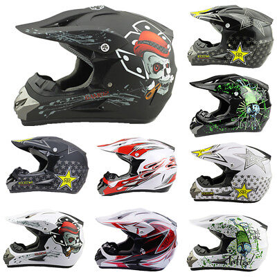 Off Road Casco Motorcycle & Moto Dirt Bike Motocross Racing Helmet New In Stock