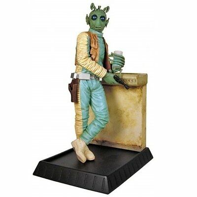 Rare Star Wars - Greedo Statue (2010 PGM Exclusive) Limited to 400, MIB