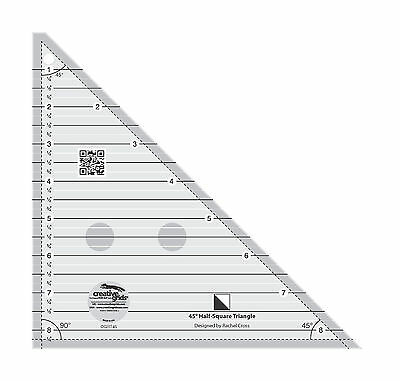 Creative Grids Sewing and Quilt Ruler 2-1//2in x 24-1//2in CGR224