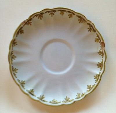 AMM Made In Italy 24070. Ceramic Saucer Plate. Hand Painted.