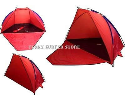 Large Beach Tent Uv Sun Shelter Canopy Camping Fishing Festival Tents
