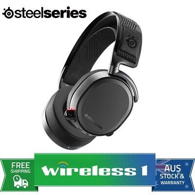SteelSeries Arctis Pro Wireless Gaming Headset High Fidelity Audio