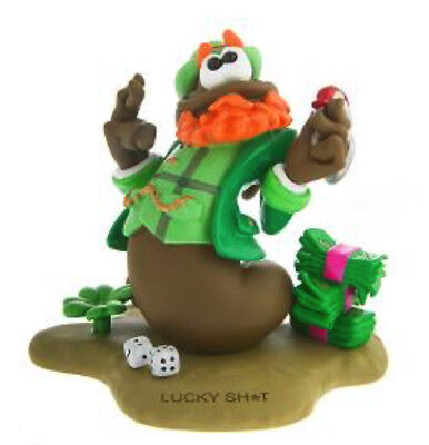 The Turds Figurines - LUCKY SH*T - Brand NEW in Box and Log Book 1
