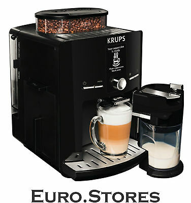 Krups EA8298 One Touch Cappuccino Automatic Coffee Machine 15 bar Black Genuine