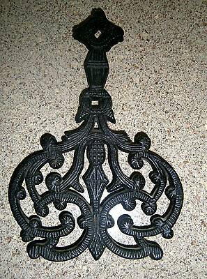 Wilton Cast Iron Footed Trivet
