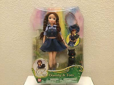 Legends of Oz Dorothy's Return and Toto Fashion Doll