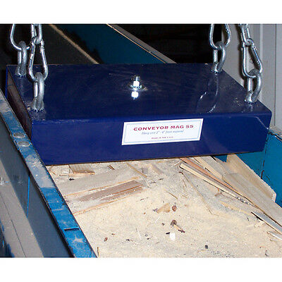 24 Inch Conveyor Industrial Magnet by AMK