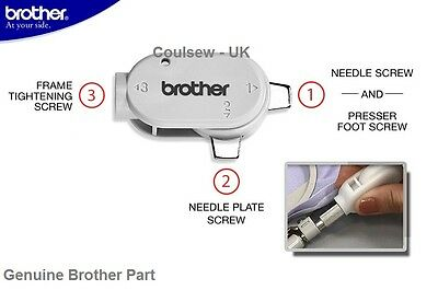 Brother Multi-Function / Purpose Compact Screwdriver Xg1298001 - Mdriver1