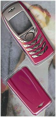 Hot Pink Replacement Housing / Fascia / Cover / Case for Nokia 6100
