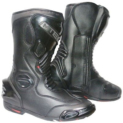 MTECH Motorcycle Sports Shoes Boots MTECH RSX-6 Sports Bike Boots Shoes