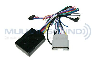 RADIO WIRING HARNESS Interface Aftermarket Stereo Install AXS ... on