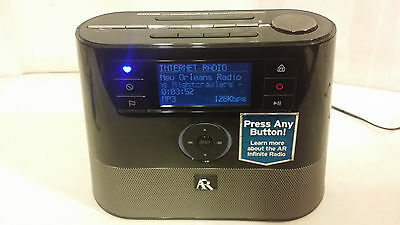 Acoustic Research ARIR200-A INTERNET RADIO, TESTED