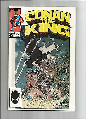 Conan The King #25 High Grade (8.5) Kaluta-C