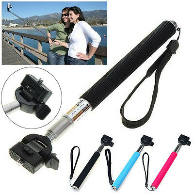 Camera Extendable Handheld Telescopic Selfie Stick Tripod Monopod For Camera